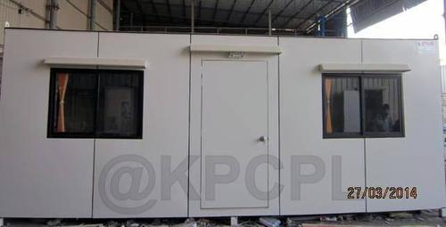 ACP PORTABLE SITE OFFICE CABIN