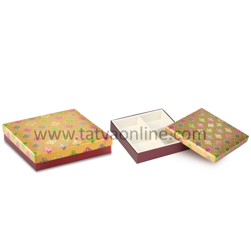 Chocolate and Mithai Boxes