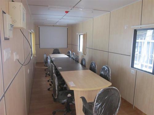 GI Readymade Office Cabin