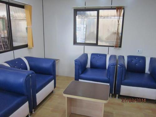 PUF Readymade Office Cabin