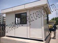 ACP Readymade Office Cabin