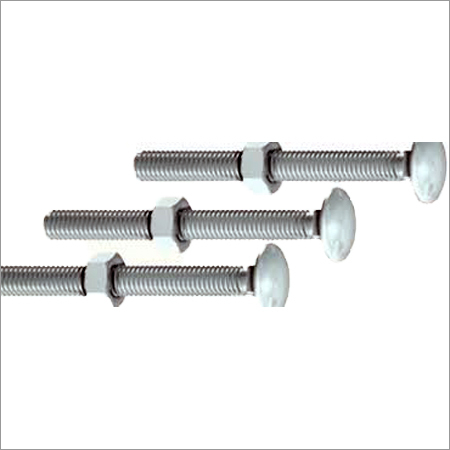 Carriage Bolts With Nuts
