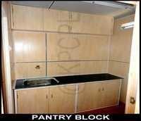 GI Porta Pantry Cabin