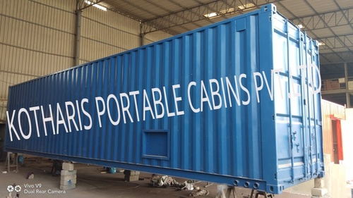 Used Marine Container