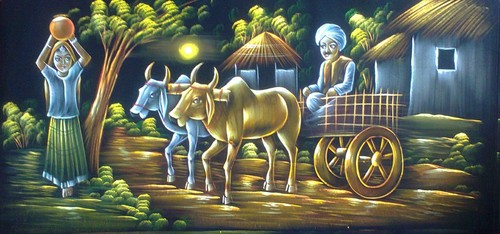 Village Cultural Painting