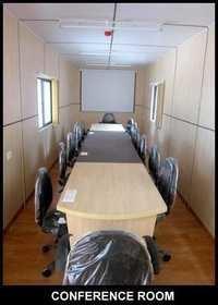 PUF PORTA Conference Cabin