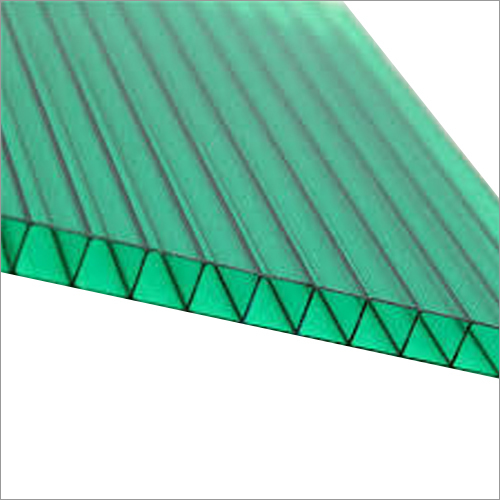 Polycarbonate UV Coated Roofing Sheets
