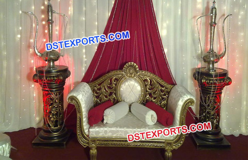 Royal Indian Wedding Sofa