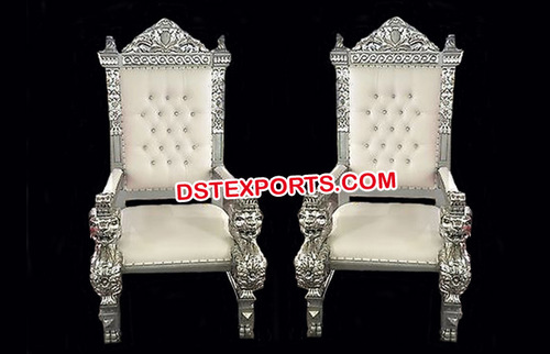 Hindu Wedding Chairs Set