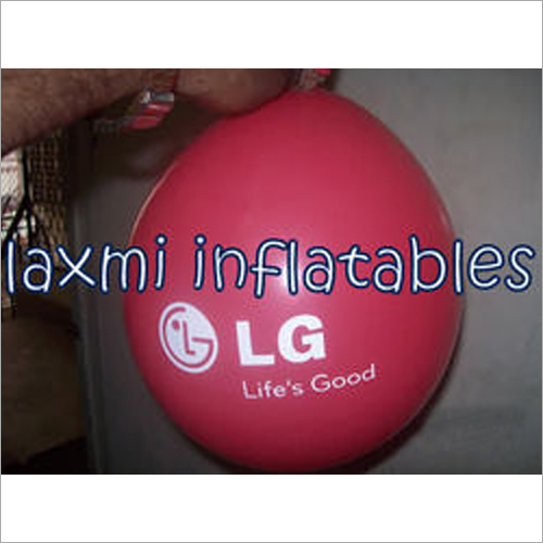 Latex Promotional Balloons