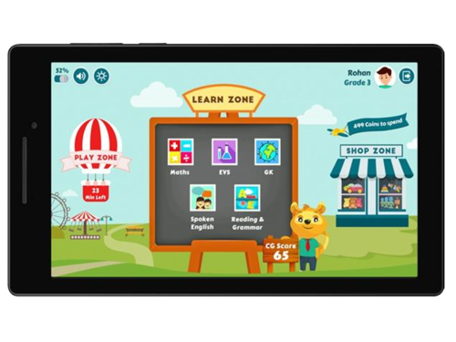 TJM Educational Tablet PC
