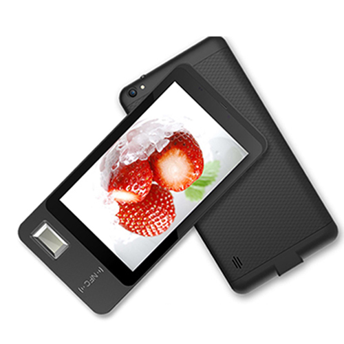 Biometric Tablet PC