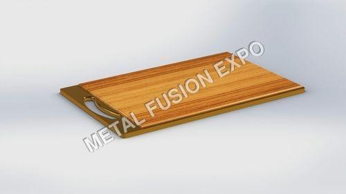Metallic Chopping Board