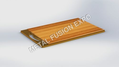 Metallic Chopping Board