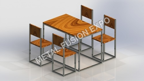 Multiple Fusion Table & Chair