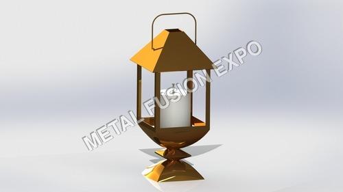 Square Cum Cone Lantern