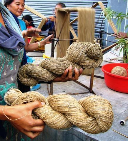Hemp Raw fiber
