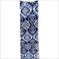 Blue Silk Material