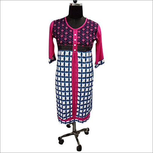 Summer Stylish Kurti
