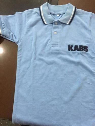 School House T shirt  Fabric