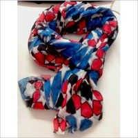 Tile Printed women's Scarf