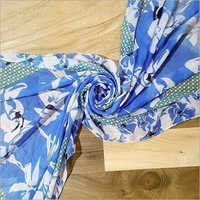 Printed Cotton Scarf