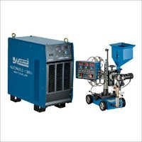 Inverter Based Saw Machine