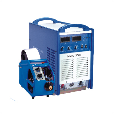 Inverter Based MIG MAG Welding Machine