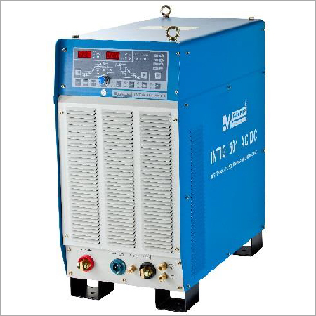 Digital Inverter Based AC DC Square Wave TIG