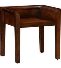LifeEstyle Bella Stool (Teak Finish)