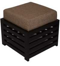 LifeEstyle Bonnie Stool (Brown / Ebony)
