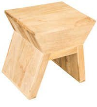LifeEstyle Benny Stool (Natural)