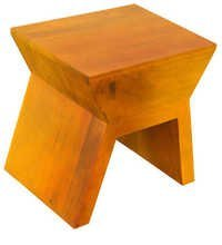 LifeEstyle Benny Stool (Yellow)