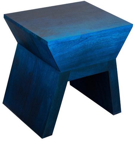 LifeEstyle Benny Stool (Blue)
