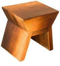 LifeEstyle Benny Stool (Golden Brown)
