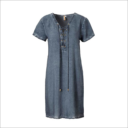 Ladies Plain Dress