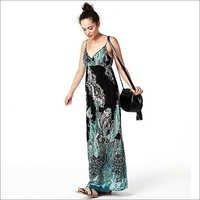 Ladies Paisley Dress