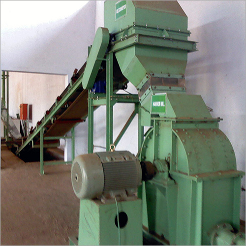 Integrated Grinding System