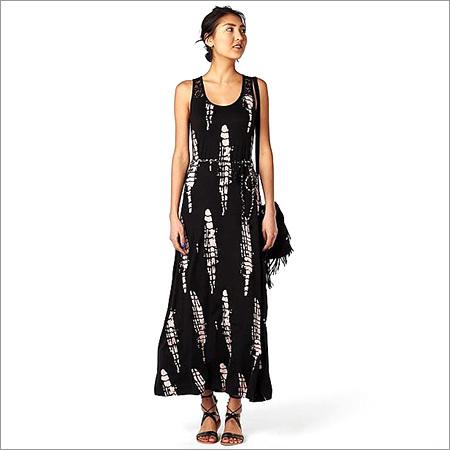Ladies Long Maxi Dress