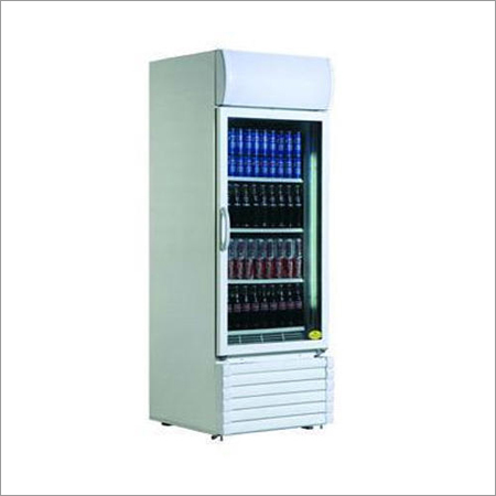 Single Door Visi Cooler