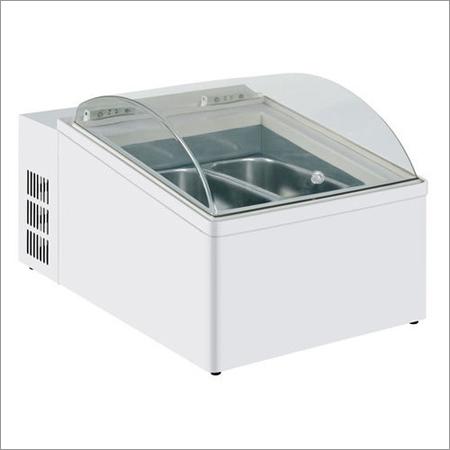 Ice Cream Deep Freezer