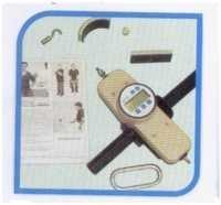 Push-pull dynamometer digital (LCD) readout - 50 Lb. / 22.5kg