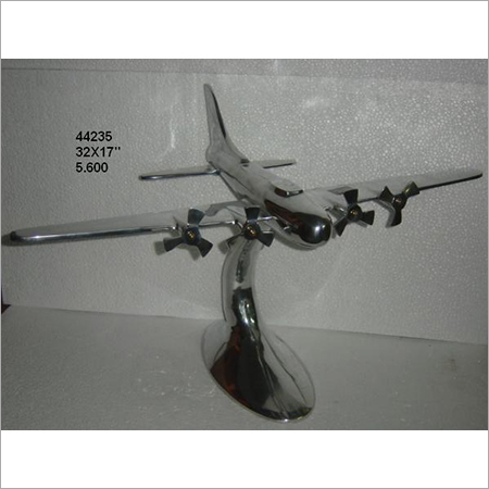 Decorative Aluminium Aeroplane, Bike & Car