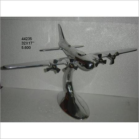 Interior Decorative Aluminium Aeroplane