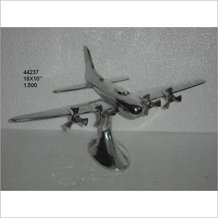Decorative Aluminium Aeroplane, Bike & Car
