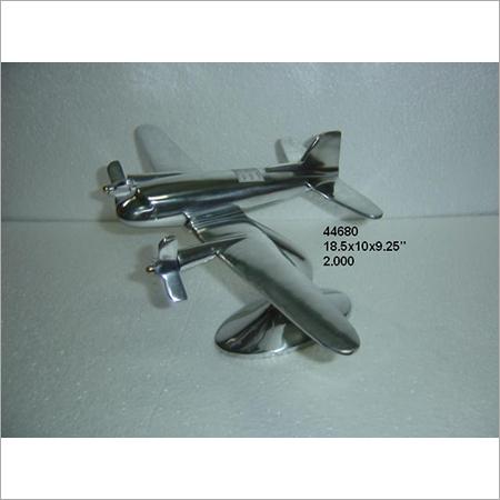 Decorative Aluminium Aeroplane & Bike