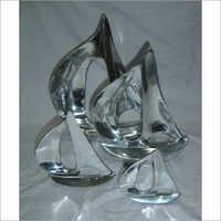Decorative Aluminium Ship