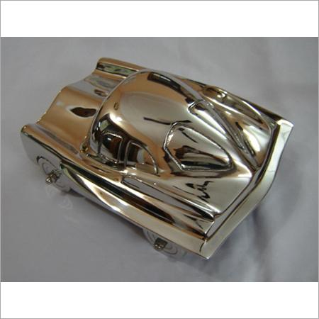 Decorative Brass Car