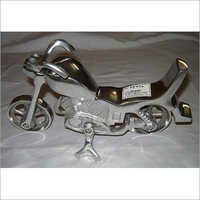 Interior Decorative Aluminium Bike