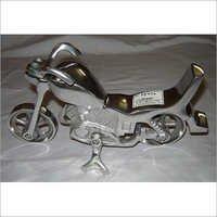 Interior Decorative Aluminium Bike